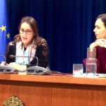 Cerimónia de assinatura dos Contratos de Apoio Técnico e Financeiro a ONGM