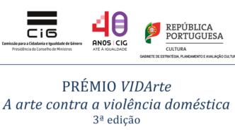 Prémio VIDArte – A Arte contra a Violência Doméstica
