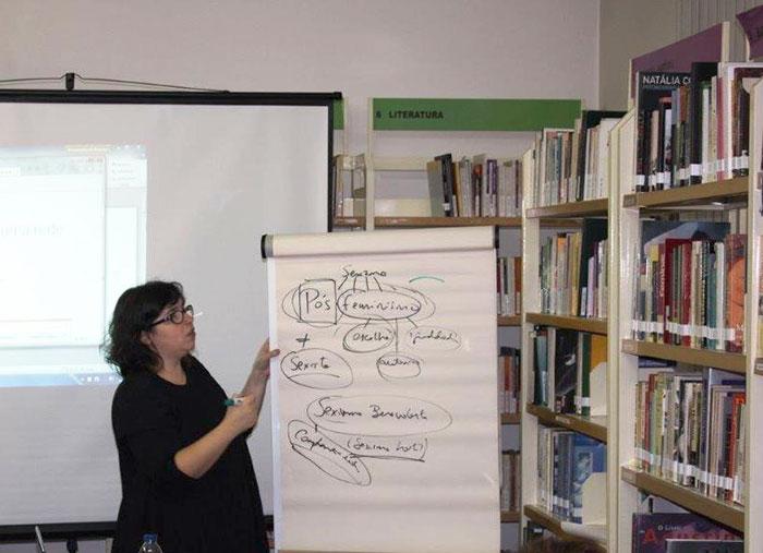 """Workshop """"Quem tem medo da igualdade de género?"""" (18 dez., Lisboa)"""