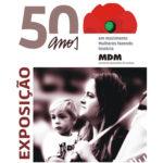 Exposição 50 anos em Movimento | Mulheres fazendo história (15 fev., Lisboa)