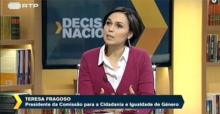 """Programa """"Decisão Nacional"""" debate a baixa natalidade"""