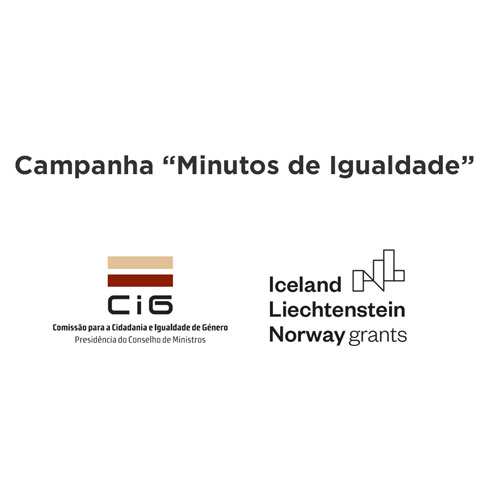"""Campanha """"Minutos de Igualdade"""" - CIG"""
