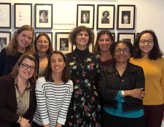 Programme Work-life Balance and Gender Equality – Reunião técnica