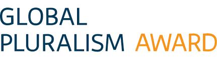 Estão abertas as inscrições para o Prémio global do pluralismo