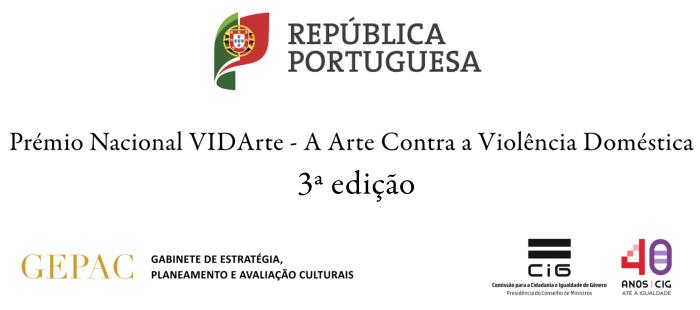 AVISO: adiamento da cerimónia Prémio VIDArte (24 abr., Lisboa)