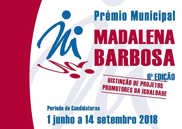 Prémio Municipal Madalena Barbosa – candidaturas abertas