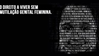 Relançamento da campanha «Direito a Viver Sem Mutilação Genital Feminina»