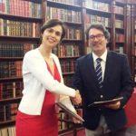 Protocolo de cooperação entre a Comissão para Cidadania e Igualdade de Género e a Ordem dos Advogados