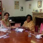 Reunião entre a CIG e Cabo Verde sobre a Lei da Paridade