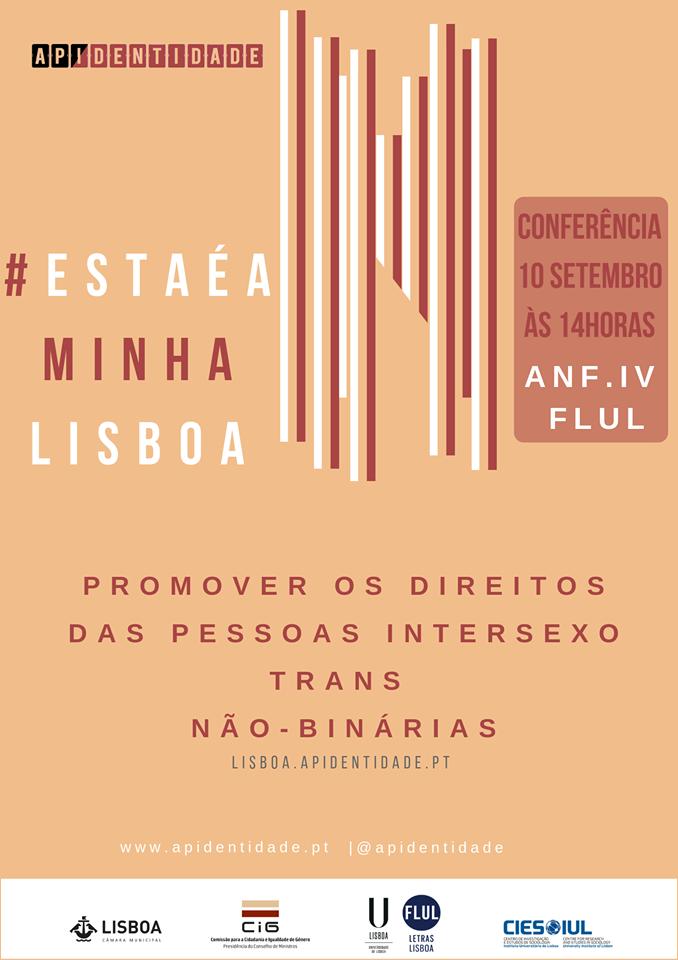 API promove #ESTAÉAMINHALISBOA