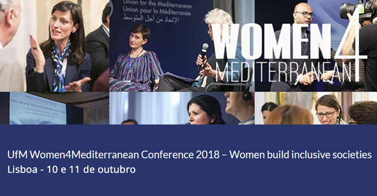 Women4Mediterranean Conference 2018 – Women build inclusive societies