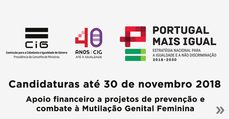 Apoio financeiro a projetos de prevenção e combate à MGF