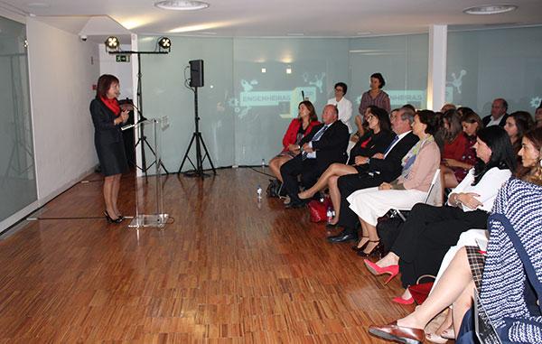Evento de lançamento da 2ª edição de «Engenheiras por 1 Dia»