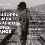 Lançamento da campanha «Tráfico de Seres Humanos» – Convite