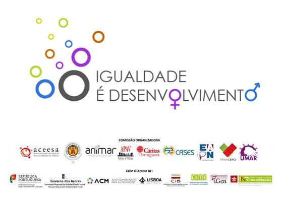 24 de outubro Dia Municipal para a Igualdade - inscrições abertas