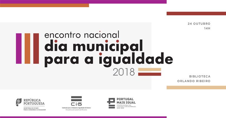 Prémio Viver em Igualdade 2018