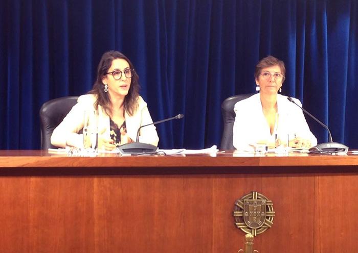 Conferência de imprensa da «Women4Mediterranean – women build inclusive societies»