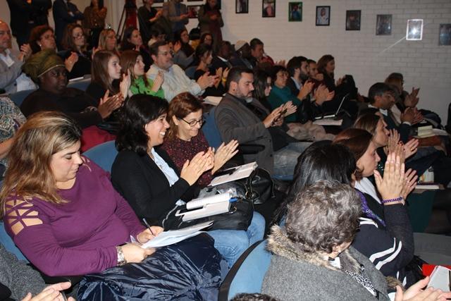 Evento de apresentação do projecto «Práticas Saudáveis – Fim à Mutilação Genital Feminina»