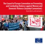 Conselho da Europa lança guia de perguntas e respostas sobre a Convenção de Istambul
