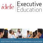 Curso Auditorias de Género e Planos para a Igualdade nas Empresas e Organizações – inscrições abertas