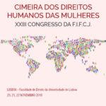 Cimeira dos Direitos Humanos das Mulheres – 20, 21 e 22 novembro, Lisboa