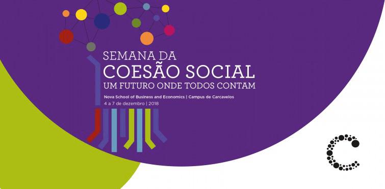 Semana da Coesão Social - de 4 a 7 dezembro, Carcavelos