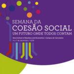 Semana da Coesão Social – de 4 a 7 dezembro, Carcavelos