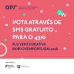 Orçamento Participativo Jovem – votação a decorrer até 16 dezembro
