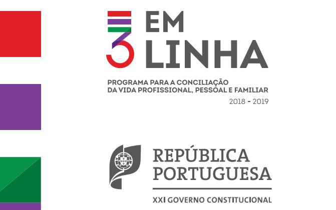 3 em Linha - Programa para a conciliação da vida profissional, pessoal e familiar