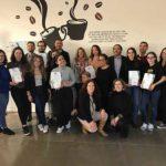 Entrega do Prémio Jovens pela Igualdade 2018