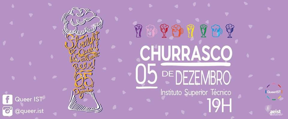 QueerIST celebra 1º aniversário, 5 dezembro – Lisboa