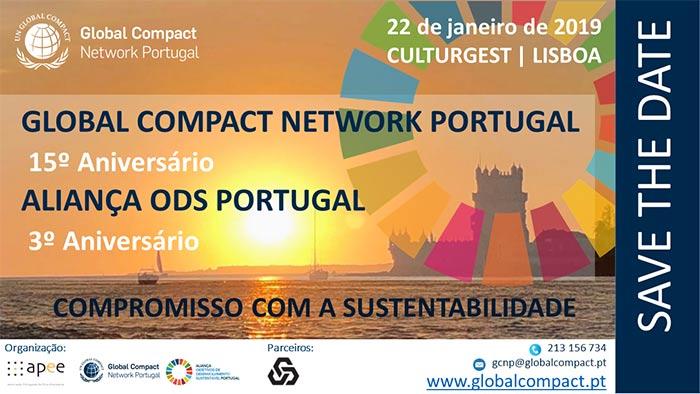 Conferência «Compromisso com a Sustentabilidade» - APEE, UN Global Compact Network Portugal e Aliança ODS Portugal