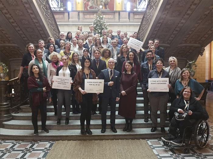 21.ª Mesa Redonda da Rede Europeia de Pontos Focais Governamentais para as questões LGBTI
