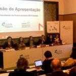 Apresentação dos programas EEA Grants nas CCDR do Alentejo e do Algarve