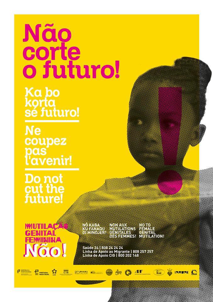 Governo lança nova campanha para a erradicação da mutilação genital feminina