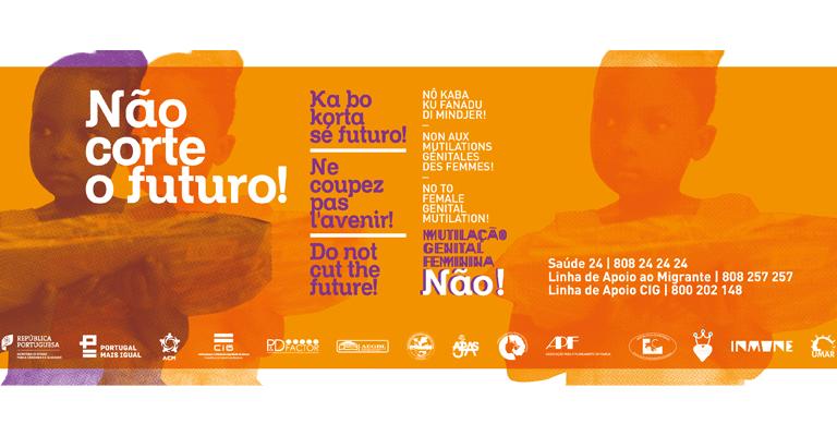 Campanha «Não corte o futuro!» (2019)