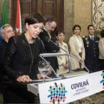 Cerimónia de assinatura do Protocolo da Rede de Apoio a Vítimas de Violência Doméstica da Cova da Beira