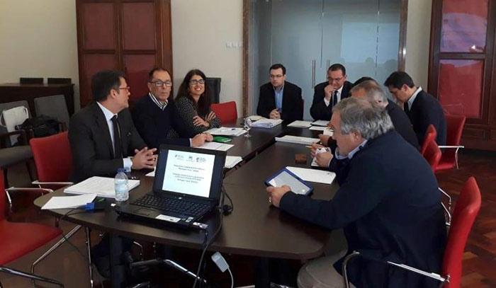Reunião da Comunidade Intermunicipal da Beira Baixa