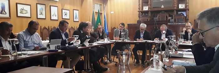 Reunião com a Comunidade Intermunicipal das Beiras e Serra da Estrela