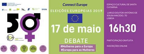 Debate PpDM sobre as eleições europeias – 17 de maio, Lisboa