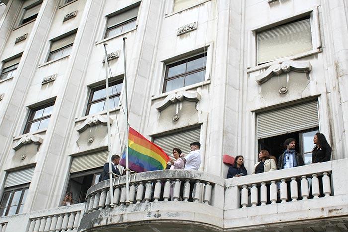 CIG assinala Dia Internacional de Luta contra a Homofobia, Transfobia e Bifobia
