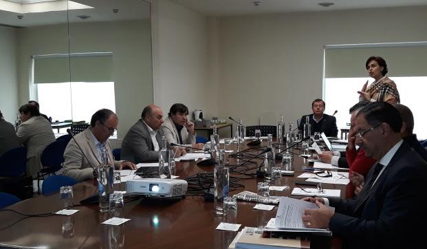 Reunião com a Comunidade Intermunicipal do Oeste