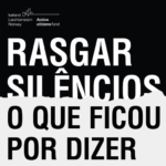 RASGAR SILÊNCIOS, sessão de apresentação – Covilhã, 9 de maio