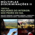 """Tertúlia """"Mulheres do interior"""" em São Pedro do Sul"""