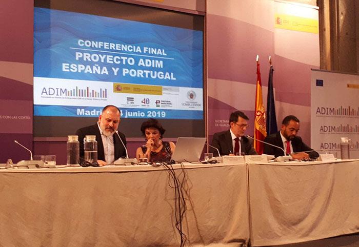 A Comissão para a Cidadania e a Igualdade de Género (CIG) participou no Cluster Meeting das empresas e na Conferência Final do projeto ADIM, que tiveram lugar no passado dia 14 de junho, em Madrid
