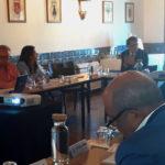 Reunião com a Comunidade Intermunicipal do Baixo Alentejo