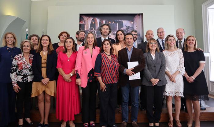 Assinatura de protocolos com CIM Área Metropolitano do Porto