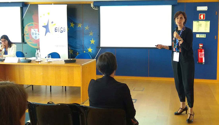 Seminário EIGE em Lisboa