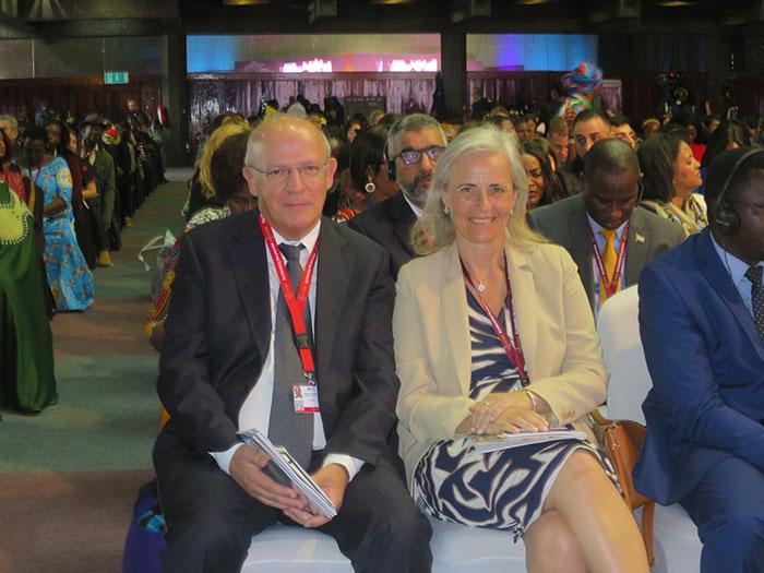 25 Anos da Conferência Internacional de População e Desenvolvimento no Quénia