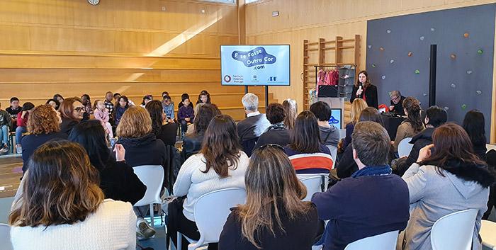 CIG na apresentação da Plataforma esefosseoutracor.com